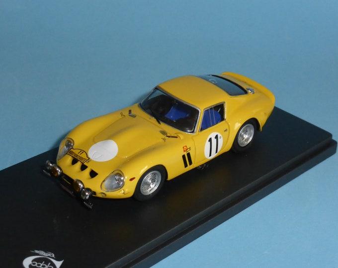 Ferrari 250 GTO  4153GT Ecurie Francorchamps Marathon de la Route 1965 #11 Bianchi/Blaton/Berger 1:43 Remember Models factory built