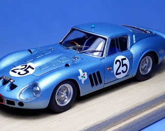 Ferrari 250 GTO 3589GT 12h Sebring 1963 #25 Ginther/Ireland REMEMBER Models with engine 1:43 - Factory built REM182