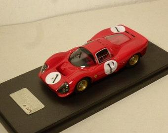 Ferrari 330 P3 1966 (3 versions option Spa, Monza and Le Mans) Madyero 1:43 KIT