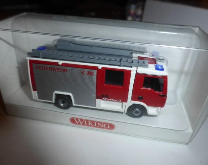 MAN LF 10/6 CL Tgl Feuerwehr Wiking 6140137 1:87 H0