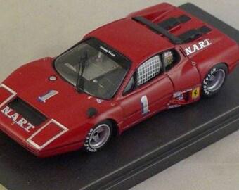 Ferrari 365 GT/BB Imsa Nart 24h Daytona 1975 #1 REMEMBER kit 1:43