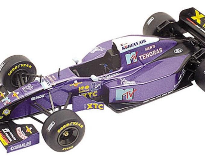 Symtek Ford S951 San Marino Imola GP 1995 Schiattarella or Verstappen TAMEO Kits TMK197 1:43