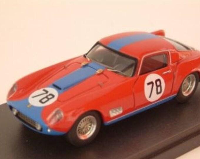 Ferrari 250 GT TDF chassis 0901GT Reims 12 hours 1958 Picard/Burgraf CARRARA Models 1:43 factory built