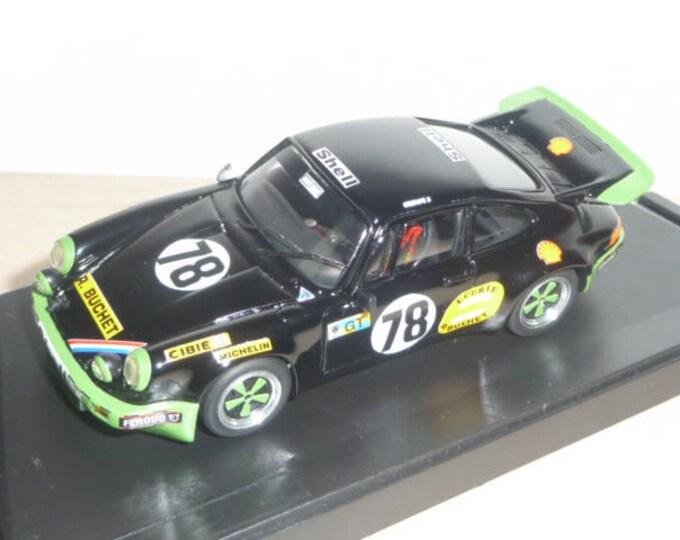 Porsche 911 Carrera RS Gr.3 Le Mans 1975 #78 Wollek/Grandet REMEMBER kit 1:43
