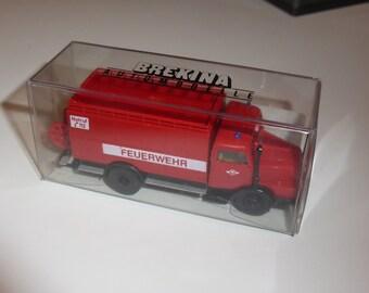 IFA S4000-1 Schlauchkraftwagen SKW14 Feuerwehr Sebnitz Brekina 71701 1:87 H0