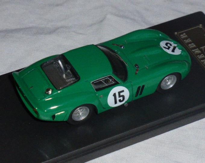 Ferrari 250 GTO 4491GT Angola GP Luanda 1964 #15 Tony Maggs Remember Models KIT 1:43