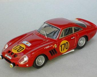 Ferrari 250 GTO 4713GT Tour Auto 1963 #170 Schlesser/Le Guézec Remember Models kit 1:43