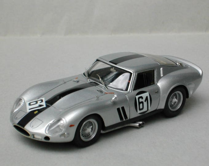 Ferrari 250 GTO 4115GT 1000km Nurburgring 1965 #61 Lindermann/Ramminger Remember Models kit 1:43