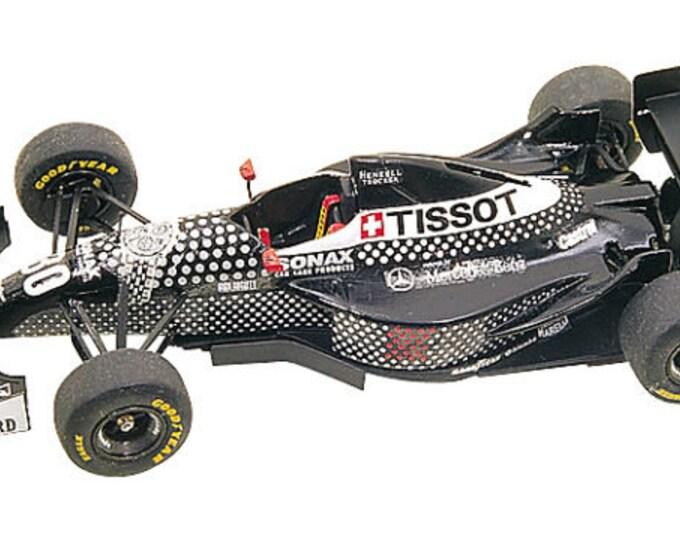 Sauber Mercedes C13 F.1 Australian GP 1994 Heinz-Harald Frentzen or JJ Lehto Tameo Kits TMK182 1:43