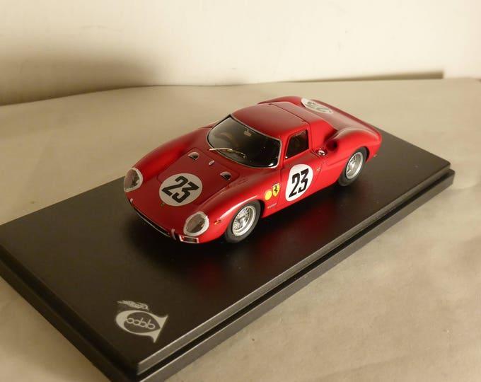 Ferrari 250 LM 5843GT Ecurie Francorchamps Le Mans 1964 #23 Dumay/Langlois 1:43 Remember Models factory built
