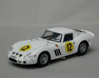 Ferrari 250 GTO 3729GT Goodwood Tourist Trophy 1963 #12 Mike Parkes Remember Models kit 1:43