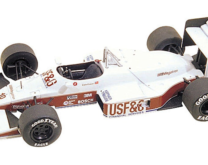 Arrows Megatron A10b F.1 Brazilian GP 1988 Warwick or Cheever Tameo Kits TMK078 1:43