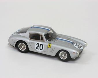 Ferrari 250 GT SWB 2731GT Nart/Ecurie Belge Le Mans 1961 #20 Bob Grossman/André Pilette KIT Madyero 1:43