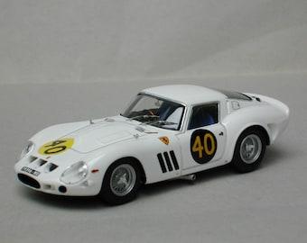 Ferrari 250 GTO 3729GT Silverstone 1963 #40 Parkes Remember Models kit 1:43