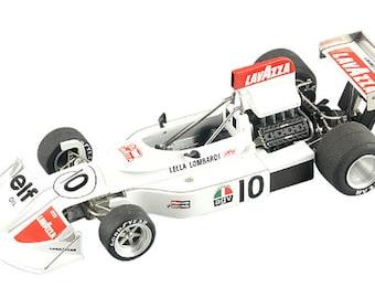 March Ford Cosworth 751 F.1 Spanish GP 1975 Lella Lombardi TAMEO Kits TMK314 1:43