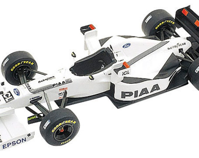 Tyrrell Ford 025 F.1 Argentina GP 1997 Jos Verstappen or Mika Salo TAMEO Kits TMK239 1:43
