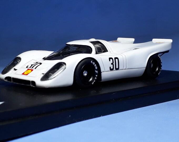 Porsche 917K Zitro Racing Team Interserie Hockenheim 1970 #30 D.Martin REMEMBER Models 1:43 factory built