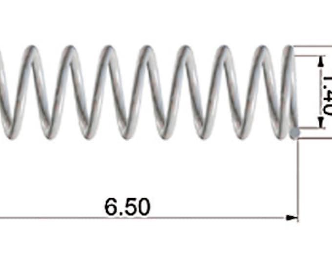 1:43 shock absorbers springs (20 pieces) Tameo PG01