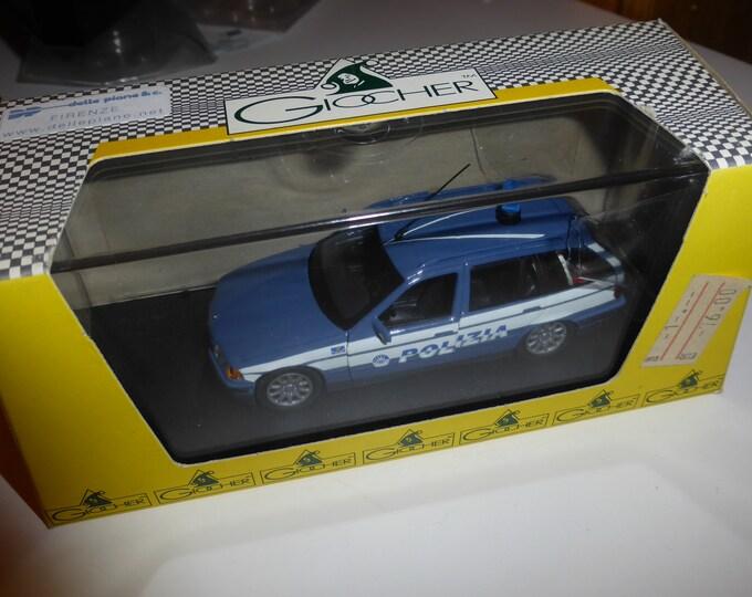 BMW 320 Touring E36 Italian Police Polizia Giocher GR-BMW01 1:43