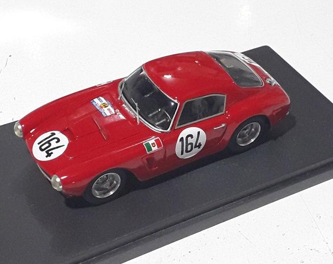 Ferrari 250 GT SWB 2141GT Tour Auto 1960 #164 Frescobaldi/Houet Madyero by REMEMBER Models 1:43 - Factory built