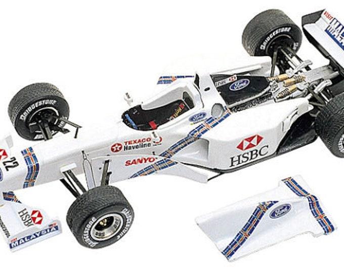Stewart Ford SF-1 Formula 1 Monaco GP 1997 Magnussen or Barrichello TAMEO Kits TMK250 1:43