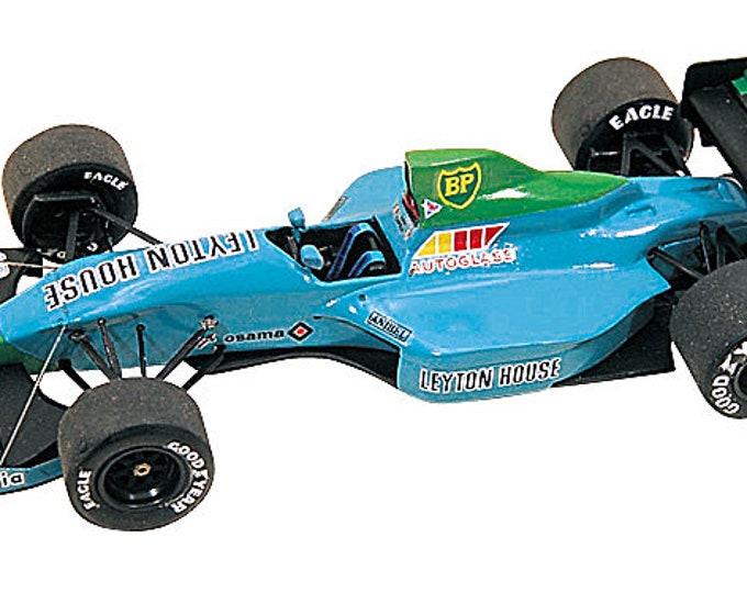 March Judd CG891 F.1 Monaco GP 1989 Capelli or Gugelmin Tameo Kits TMK093 1:43
