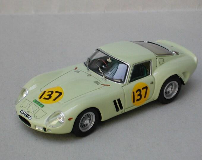 Ferrari 250 GTO 3505GT BRSCC Brands Hatch 1962 #137 Innes Ireland Remember Models kit 1:43