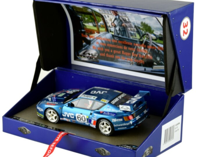 Matra MS650 Le Mans 1969 #33 Courage/Beltoise GTS Série Le Mans Miniatures slot car 1:32 1320079M