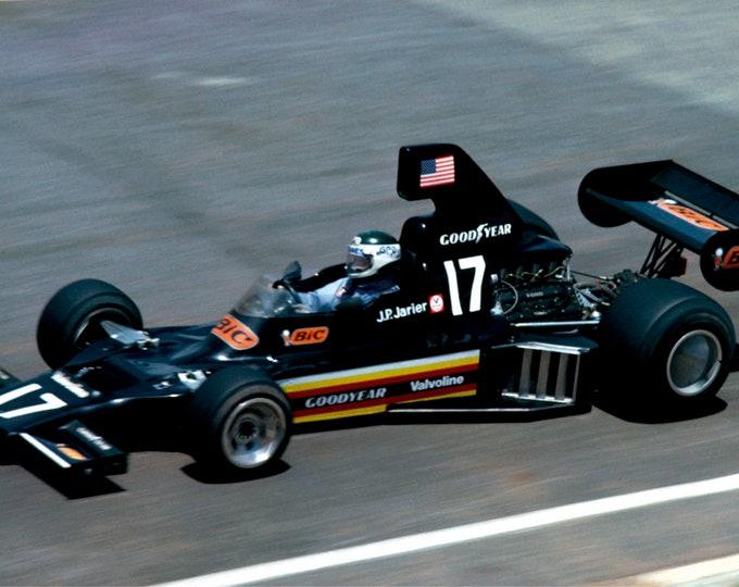 Shadow - Ford Cosworth DN5 F.1 Brazilian GP 1976 Pryce or Jarier TAMEO Kits SLK024 1:43