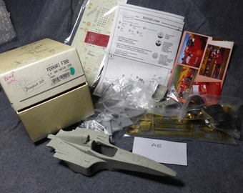 Ferrari F300 X-Wing F.1 GP San Marino 1998 BBR Project20 multimedia kit PR09 1:20