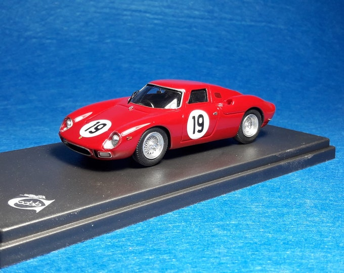 Ferrari 250 GTO 5843GT Sperimentale Le Mans 1964 tests #19 Parkes/Bandini/Guichet REMEMBER Models 1:43 - Factory built