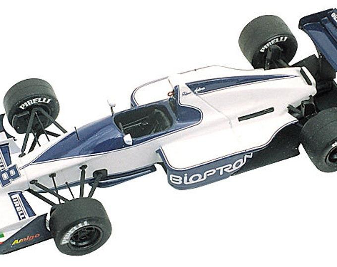 Brabham Judd BT58 F.1 Monaco GP 1989 Modena or Brundle Tameo Kits TMK101 1:43