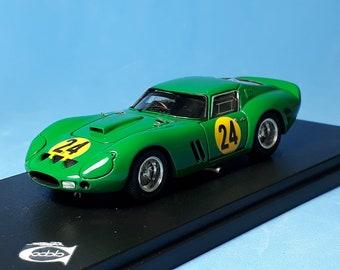 Ferrari 250 GTO 4491GT 12h Reims 1964 #24 Piper/Maggs 1:43 Remember Models factory built