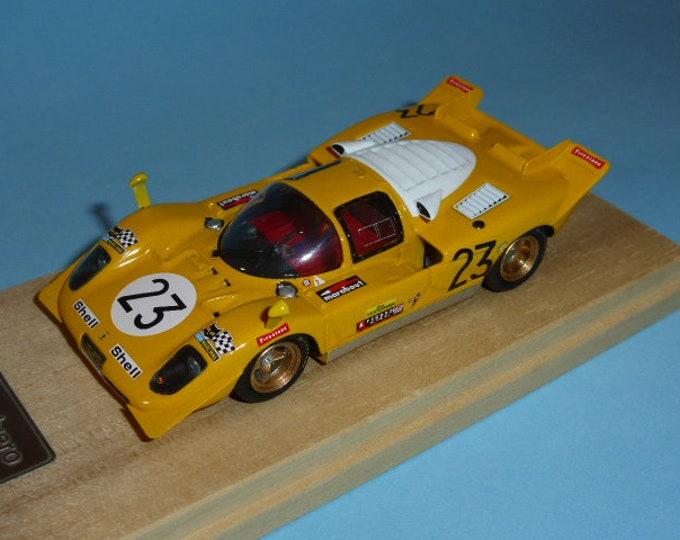 Ferrari 512S Ecurie Francorchamps 1000km Spa 1970 #23 Bell/de Fierlant Madyero by Remember 1:43 Factory built (special edition)