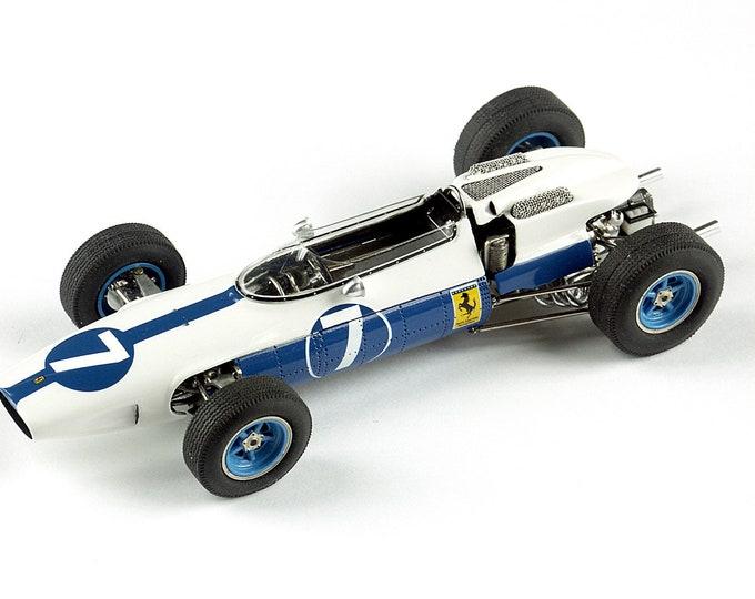 Ferrari 158 Formula 1 NART US Grand Prix 1964 John Surtees TAMEO Kits TMK333 1:43