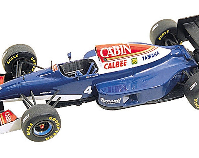 Tyrrell Yamaha 020C F.1 South African GP 1993 Katayama or De Cesaris Tameo Kits TMK163 1:43