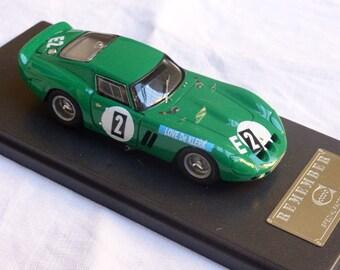 Ferrari 250 GTO 4491GT Piper Autoracing Kyalami 9h 1964 #E2 Love/De Klerk Remember Models kit 1:43