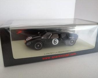 Lola Mk.6 GT Le Mans 1963 #6 Attwood/Hobbs Spark S4948 still sealed 1:43 SHIPPING OFFERED