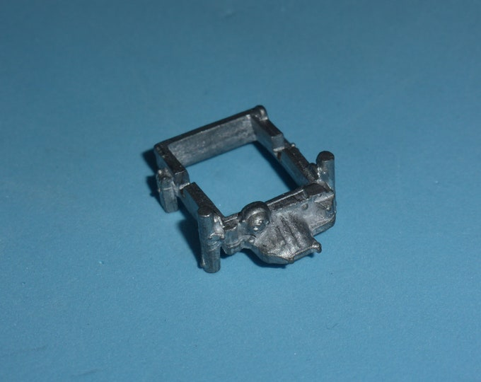 white metal engine base and transmission for Ferrari 512BB-LM AMR original spare part 1:43 [MB-S003]