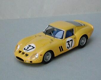 Ferrari 250 GTO 4153GT 12h Reims 1963 #37 Grant/Ligier Remember Models kit 1:43