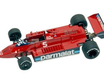 Brabham Alfa Romeo BT48 Formula 1 Monaco GP 1979 Lauda or Piquet TAMEO Kits SLK031 1:43