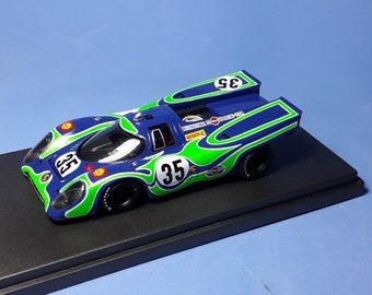 Porsche 917K Martini  Watkins Glen 6 hours 1970 #35 Larrousse/Van Lennep REMEMBER Models 1:43 factory built