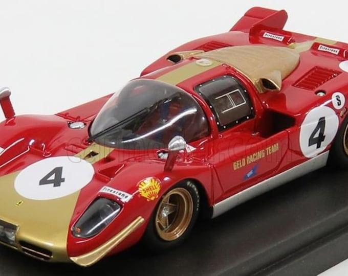 Ferrari 512S Gelo Racing 1000km Brands Hatch 1970 Loos/Williams Madyero by Remember 1:43 KIT