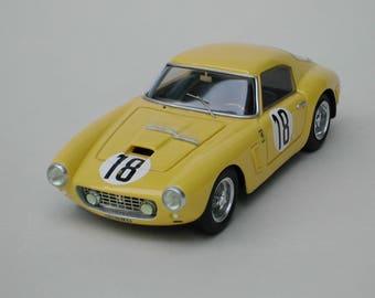 Ferrari 250 GT SWB 1931GT Nart Le Mans 1960 #18 Arents/Connell KIT Madyero 1:43
