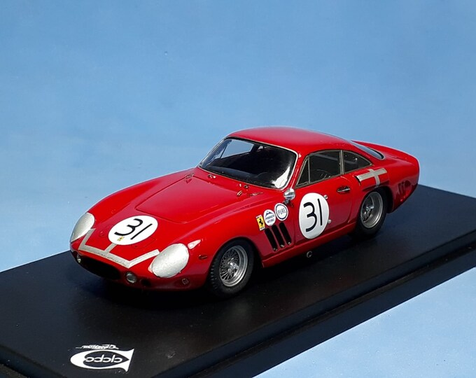 Ferrari 250 GTO 4713GT Daytona 2000km 1964 #31 Grossman/Hansgen REMEMBER Models 1:43 - Factory built