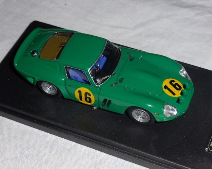 Ferrari 250 GTO 4491GT Tourist Trophy 1963 #16 Piper Remember Models KIT 1:43