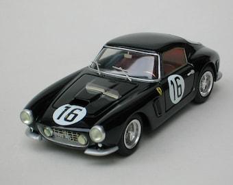 """Ferrari 250 GT SWB 2001GT Le Mans 1960 #16 Tavano/""""Loustel"""" Dumay KIT Madyero 1:43"""