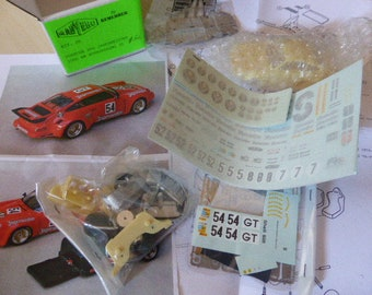 Porsche 911 Carrera RSR Gr4 Jagermeister 1000km Nurburgring 1975 n.54 Kelleners/Heyer/Wollek Madyero 1:43 K26