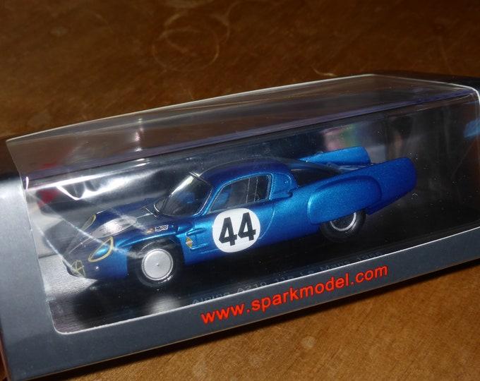 Alpine Renault A210 Le Mans 1966 #44 Cheinisse/De Lageneste Spark S5491 still sealed 1:43 SHIPPING OFFERED
