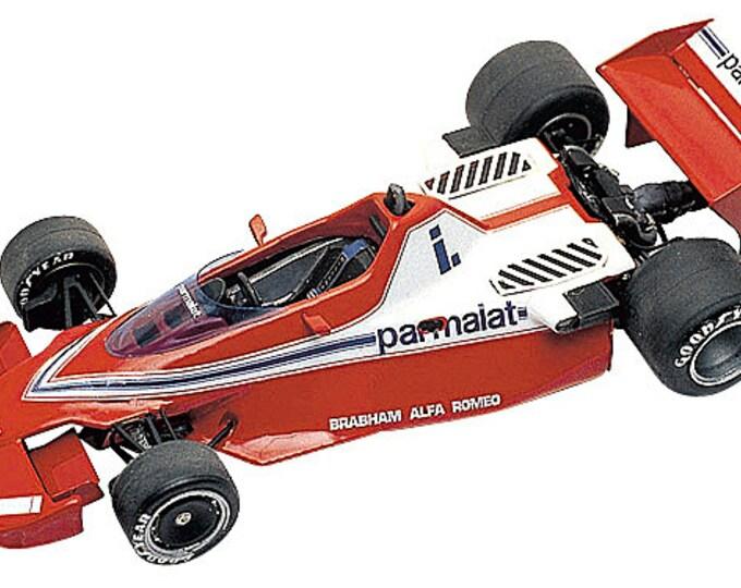 Brabham Alfa Romeo BT46 F.1 South African GP 1978 Lauda or Watson TAMEO Kits TMK249 1:43
